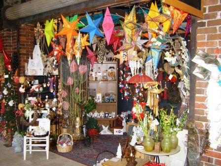 Lucky Bamboo, Julia's store who sold Paper Stars from India