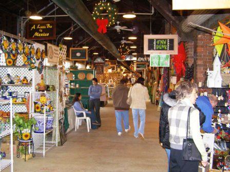2nd Street Public Market - Dayton, Ohio