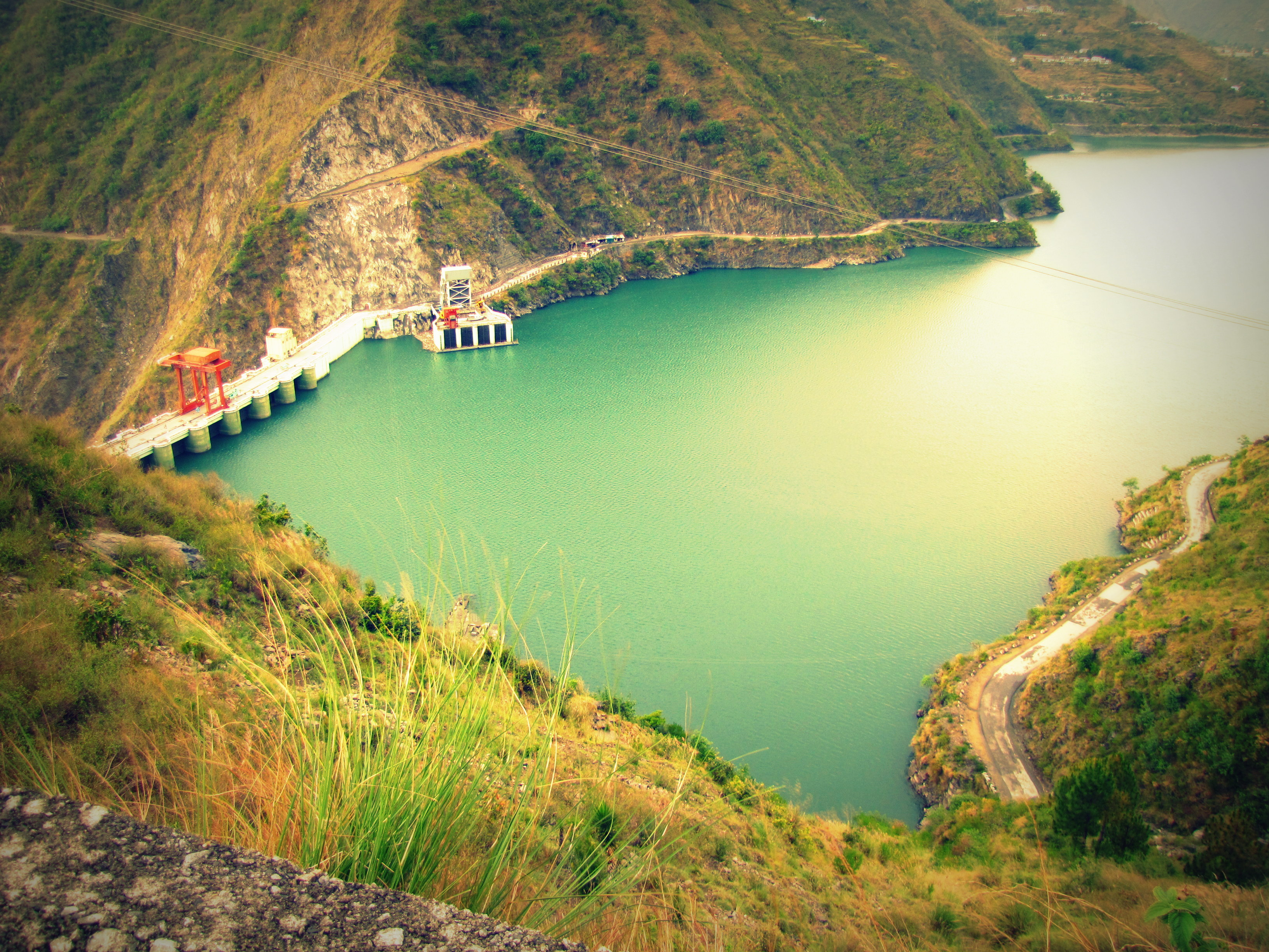 The Chamera Lake