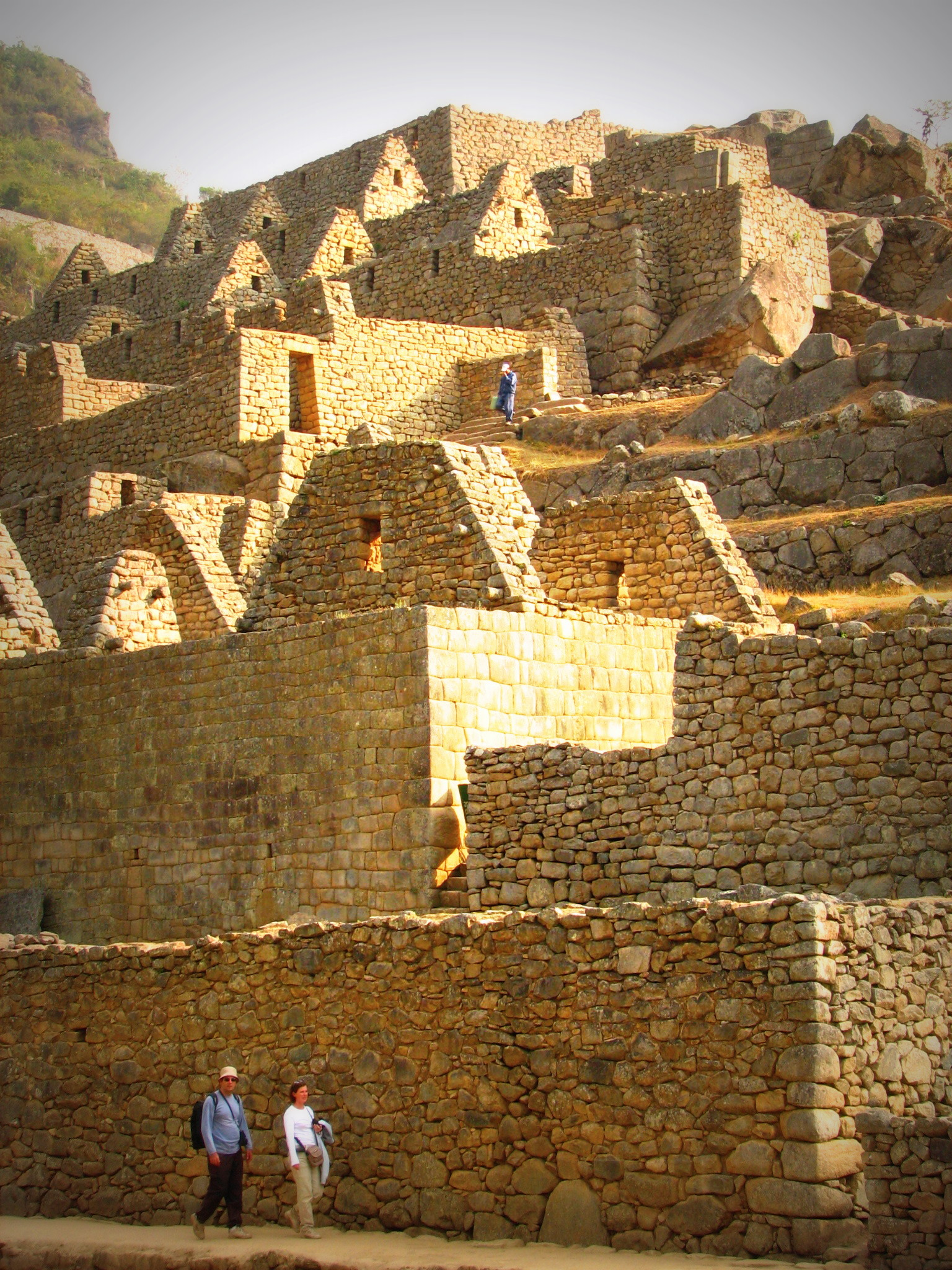 Houses of the Machu Picchu