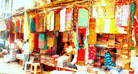 The Textile Lane