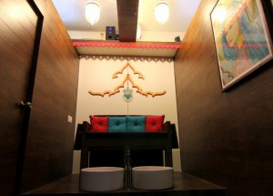 Best Lotus themed Interior Design of Salon & Spa 1
