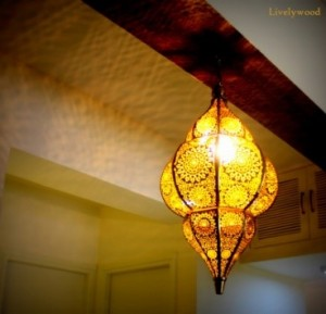 Best Jaali Lamp - Moroccan Bohemian Interior Design