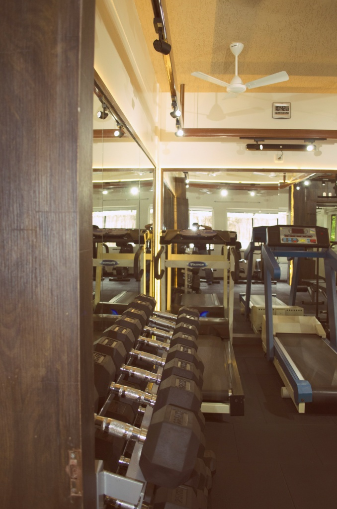 Best Fitness Studio Interior Design