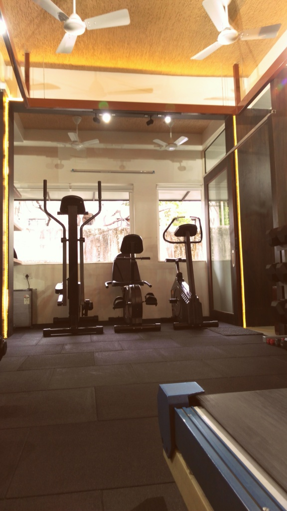 Best Fitness Studio Interior Design 1