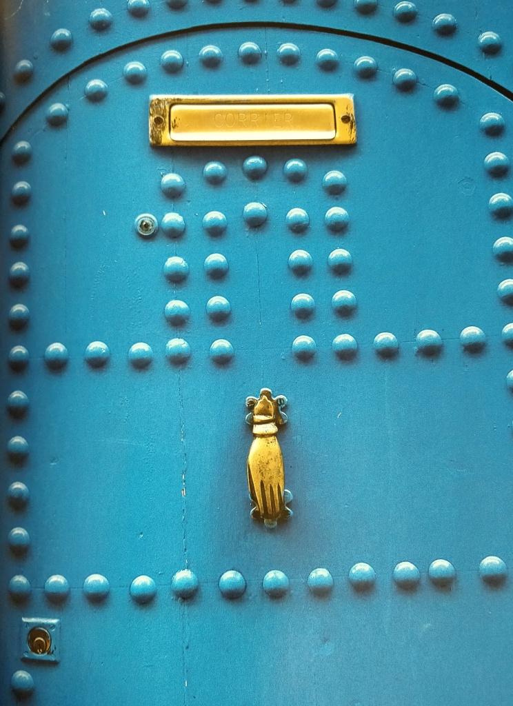 Best Blue Doors